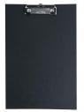 Deska A4 PVC z klipem czarna D.RECT