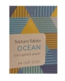 Tektura falista Ocean A4 - 5 arkuszy (HA 7720 2030-OCEAN)