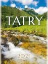 Kalendarz 2021 Ścienny Tatry ARTSEZON