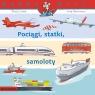 Pociągi, statki, samoloty Frank Littek