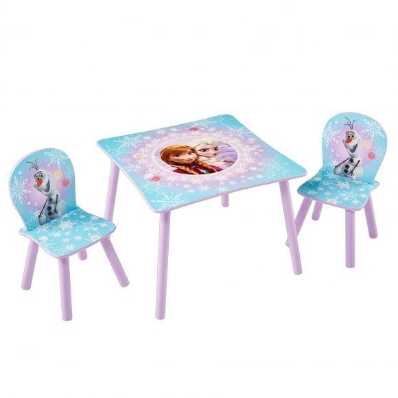 Stolik i krzesełka Kraina Lodu (2B527FOZ02E)