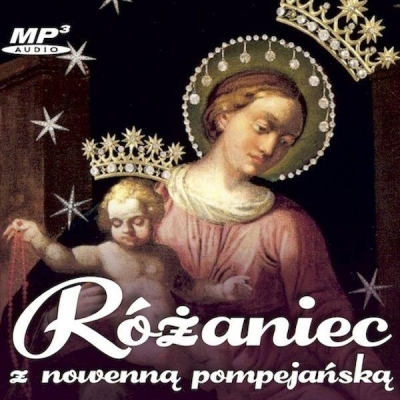 Różaniec z nowenną pompejańską (Audiobook) Lumen