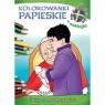 Kolorowanki papieskie. Święty Jan Paweł II i dzieci