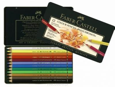 Kredki ołówkowe Faber Castell (110168)