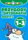 Nauka i zabawa Przygody z ortografią 1-3 Zeszyt 2