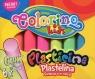 Plastelina świecąca w nocy Colorino Kids 6 kolorów