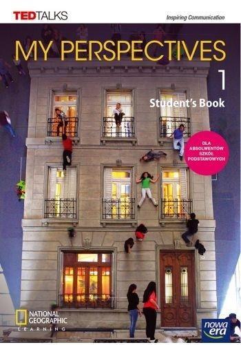 My Perspectives 1. Podręcznik do języka angielskiego dla szkół ponadpodstawowych i ponadgimnazjalnych. Poziom A2+/B1 - Szkoła ponadpodstawowa Lansford Lewis, Barber Daniel