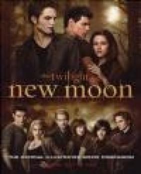 New Moon The Official Illustrated Movie Companion Mark Cotta Vaz, M Vaz