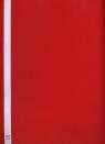 Skoroszyt z wąsami A4 Bantex Standard czerwony