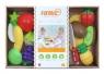 Warzywa i owoce do krojenia (105680) Wiek: 3+