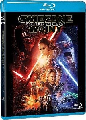 Gwiezdne Wojny: Przebudzenie Mocy (Blu-ray)