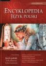 Encyklopedia Język polski (Uszkodzona okładka) Szkoła podstawowa