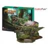 PUZZLE 3D Tyrannosaurus TRex (P668H)