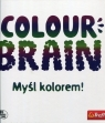 Colour Brain Myśl kolorem Gra (01668)
