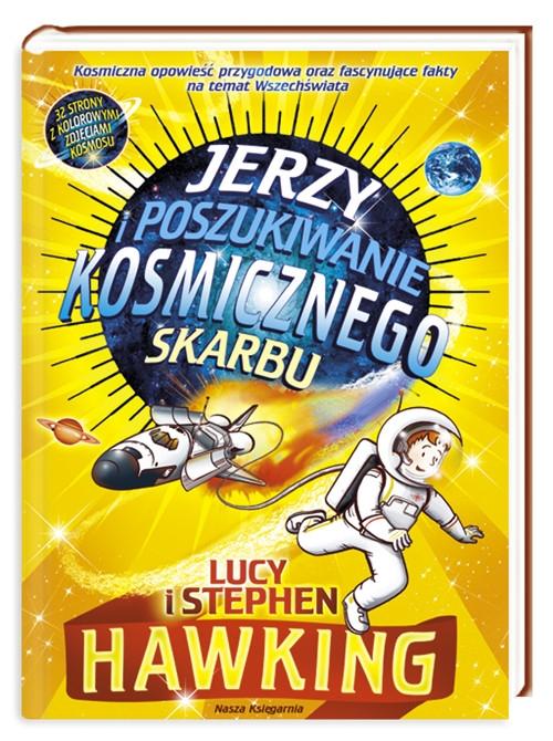 Jerzy i poszukiwanie kosmicznego skarbu Hawking Lucy, Hawking Stephen