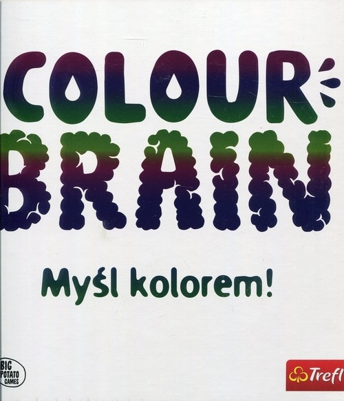 Colour Brain Myśl kolorem Gra