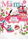 Karnet Mama - Kochanej Mamie