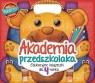 Akademia przedszkolaka Edukacyjne książeczki dla 4-latka