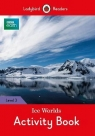 BBC Earth: Ice Worlds Activity Book Ladybird Readers Level 3