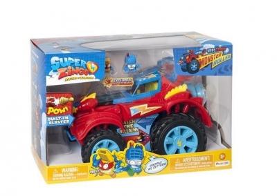 Super Zings: Monster Roller Hero