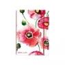 Notatnik A5/40K kratka My.BookF Poppy flowers