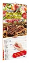 Kalendarz 2020 KPD-3 Kuchenny z przepisami Praca Zbiorowa