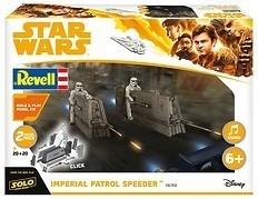 Star Wars Imperia l Patrol SPE Build&Play (06768)