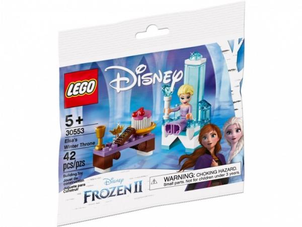 Klocki Disney Princess Zimowy tron Elsy (30553)