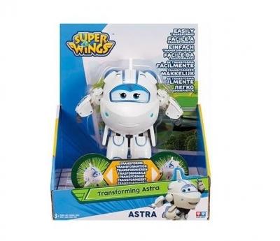 Super Wings: Figurka transformująca z samolotu w robota - Astra