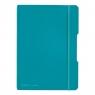 Notes A5/40K kratka My.BookF Carribean turkusowy