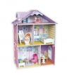 Puzzle 3D: Domek dla lalek Artist\'s Dollhouse - zestaw XL (306-21201)Wiek:
