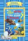 Co robią ryby przez cały dzień w wodzie? Dziecięca Biblioteczka Eleonora de Sabata