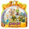 EPEE Scooby Doo 5 pack, figurki 7 cm (CSD05564/05668)