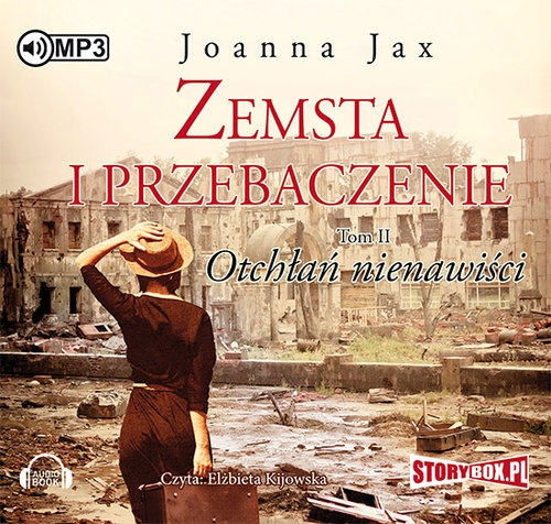 Zemsta i Przebaczenie Tom 2 Otchłań nienawiści (audiobook) (Audiobook) Jax Joanna
