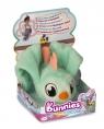 Bunnies Friends: Pluszowy ptaszek z magnesem - zielony (BUN 096943/097681)