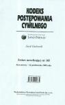 Kodeks Postępowania Cywilnego zestaw nowelizujący nr 105  Gudowski Jacek
