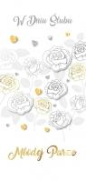 Karnet Ślub DL-106