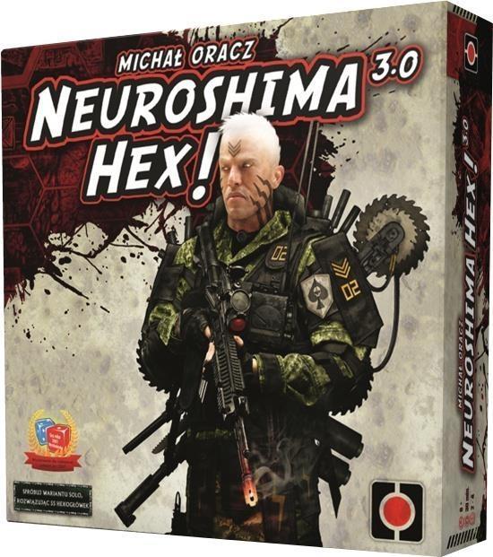 Neuroshima HEX 3.0 (Uszkodzone opakowanie)
