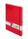 Kalendarz 2021 Formalizm A4 TDW czerwony
