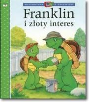 Franklin i złoty interes Bourgeois Paulette, Clark Brenda