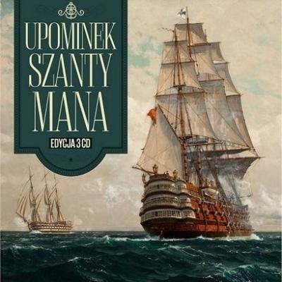 Upominek dla SzantyMana  3 CD praca zbiorowa