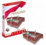 Puzzle 3D: Zamek Królewski w Warszawie (MC268h) Wiek: 5+