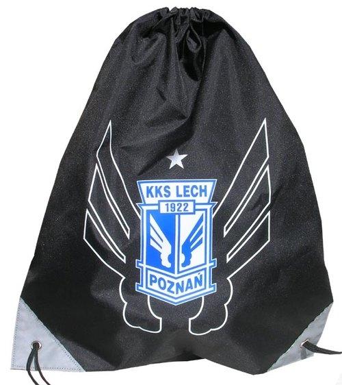 Torba gimnastyczna - worek Lech Poznań (LP-5817)