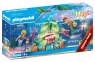 Playmobil Magic: Koralowy salon syrenek (70368)