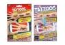 Magic Tattoos - Interaktywne tatuaże 3D, mix