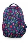 Coolpack - Basic plus - Plecak młodzieżowy - Hippie Daisy (B03015)