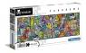 Puzzle Panorama 1000: Tokidoki (39568)