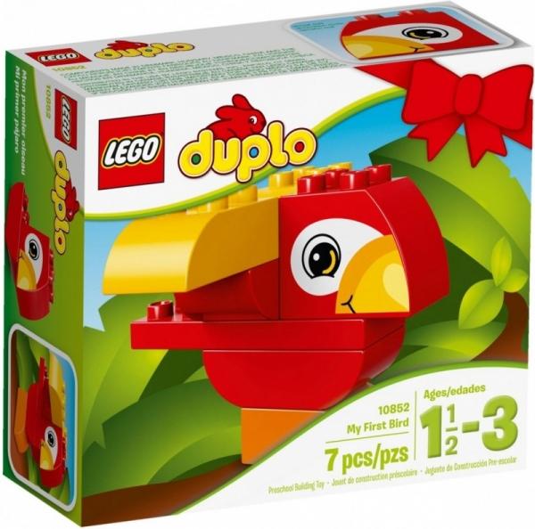 Lego Duplo: Moja pierwsza papuga (10852)