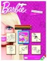 Pieczątki Barbie