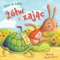 Czas na bajkę: Żółw i zając Monika Filipina (ilustr.)